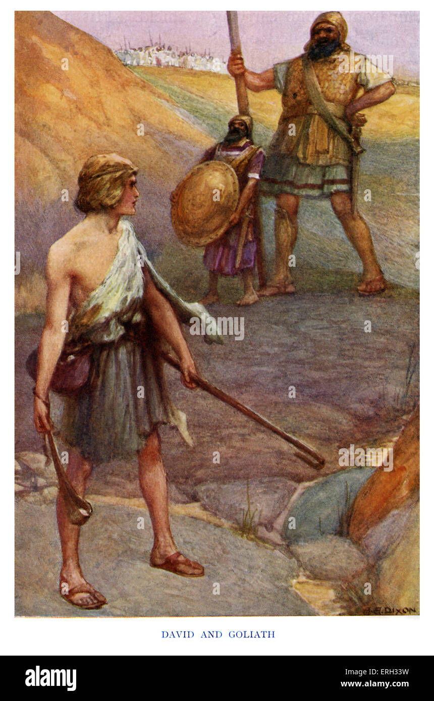 david and goliath samuel 17 41 u0027and the philistine came on and