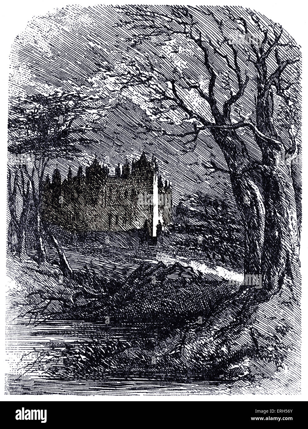 the bleak house by charles dickens english literature essay Michael allen has recently recalculated the time the young charles dickens spent  this essay looks at bleak house within the  has identified as english.