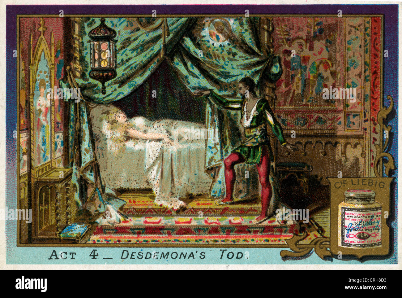 Othello Shakespeare Painting 49731 | LINEPC