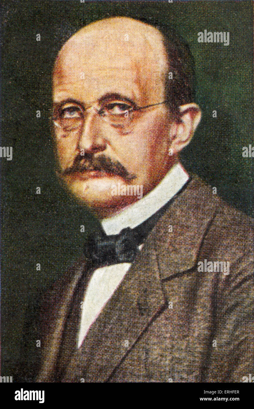 max planck portrait german physicist and scientist 23 april 1858 stock photo royalty free. Black Bedroom Furniture Sets. Home Design Ideas