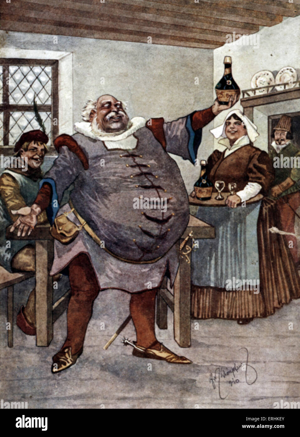 the character of falstaff in the plays by william shakespeare Ambrose video is to proud to be the exclusive distributor of shakespeare's plays which  this is a william shakespeare  shakespeare history with the character.