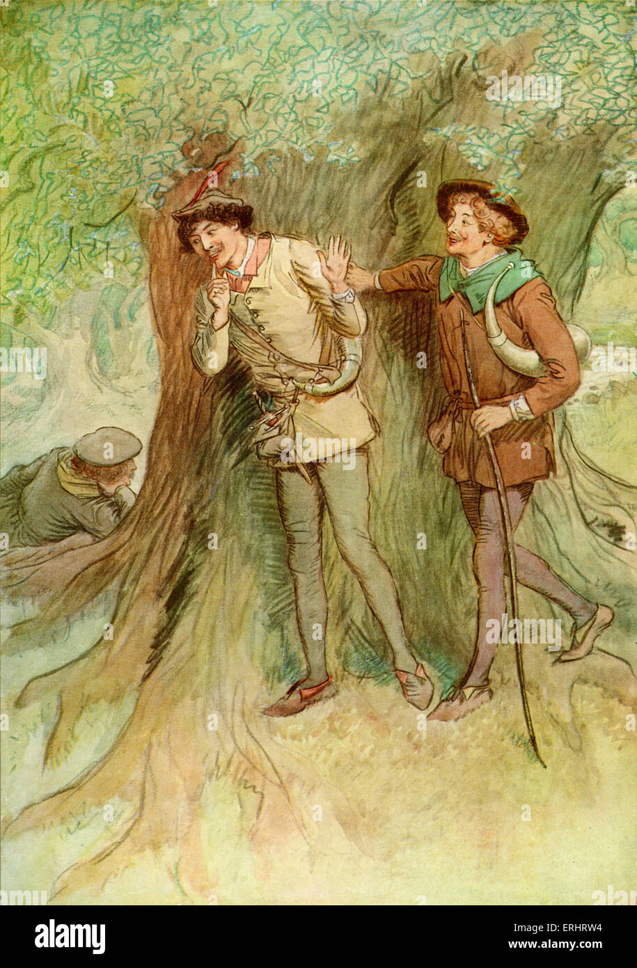 william shakespeare as you like it Written c 1599-1600, as you like it is a joyful comedy set in and around the forest of arden, where several of the main characters have escaped from persecution at court.