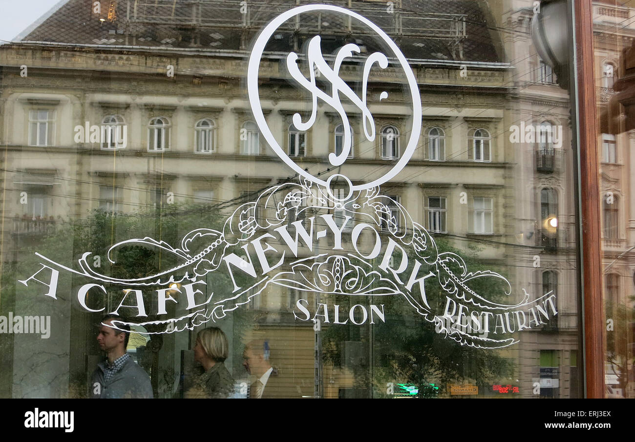 Cafe New York Hungary