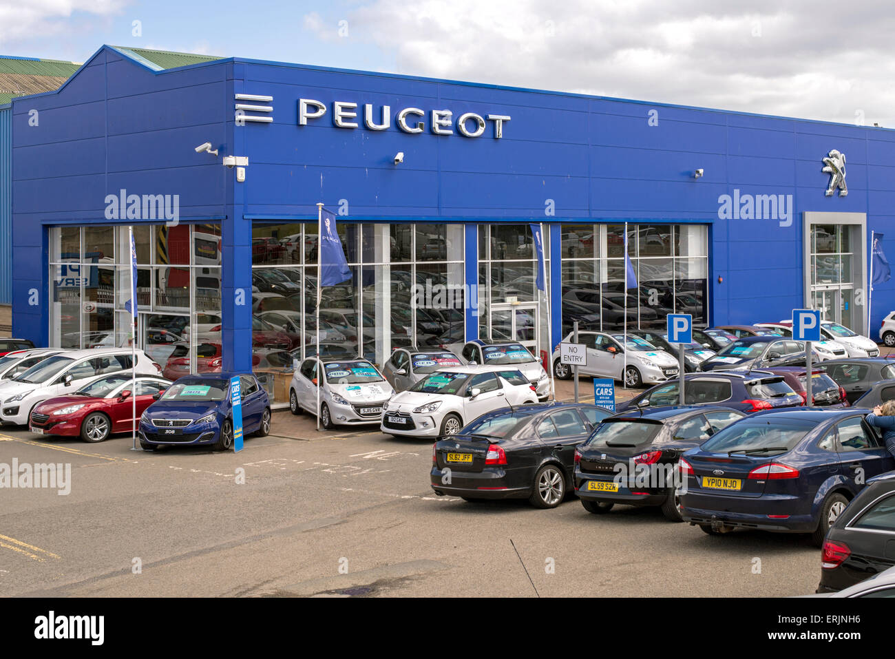 Car Dealers In Edinburgh Scotland