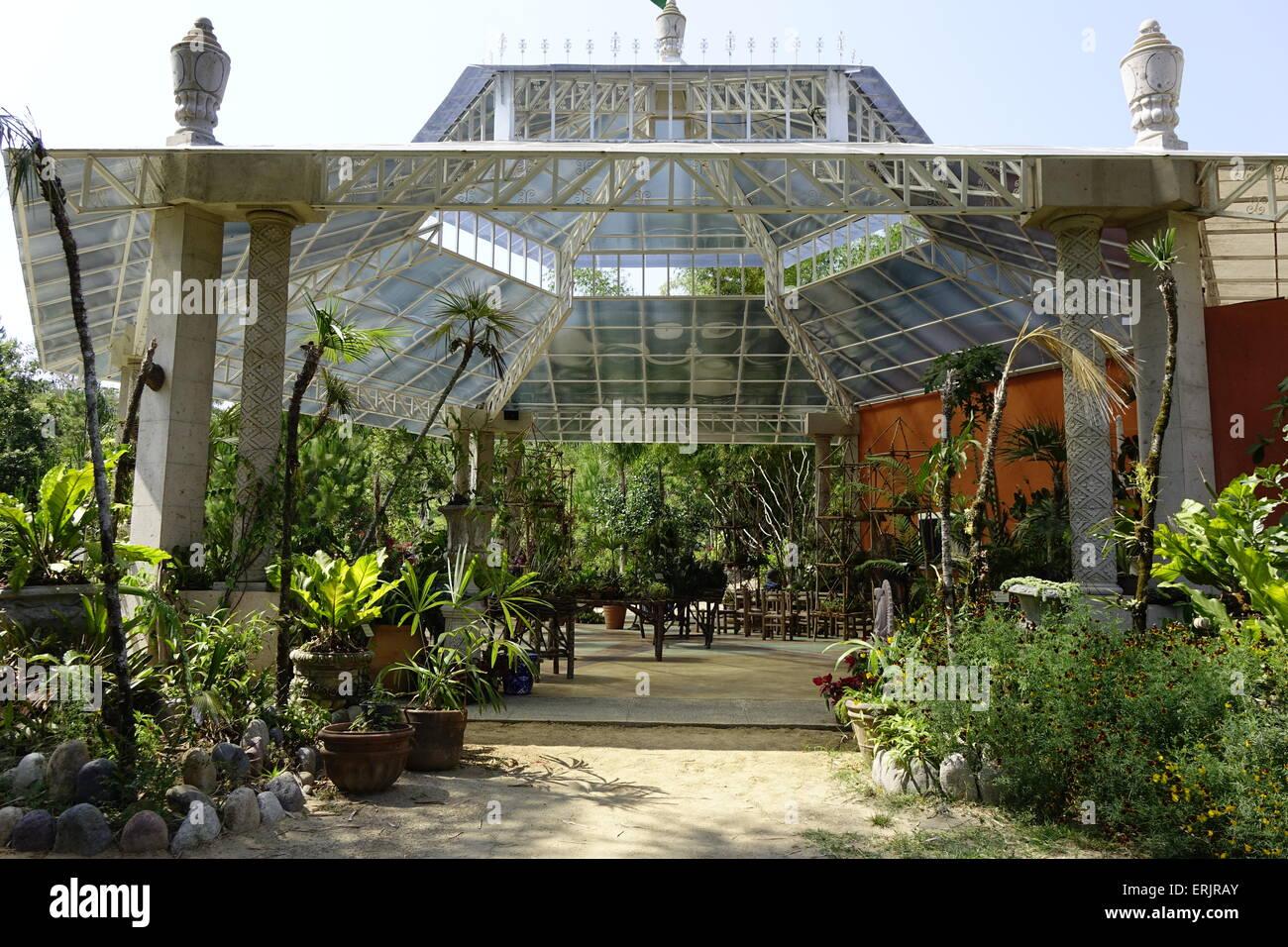 Genial Conservatory, Vallarta Botanical Gardens, Puerto Vallarta, Mexico