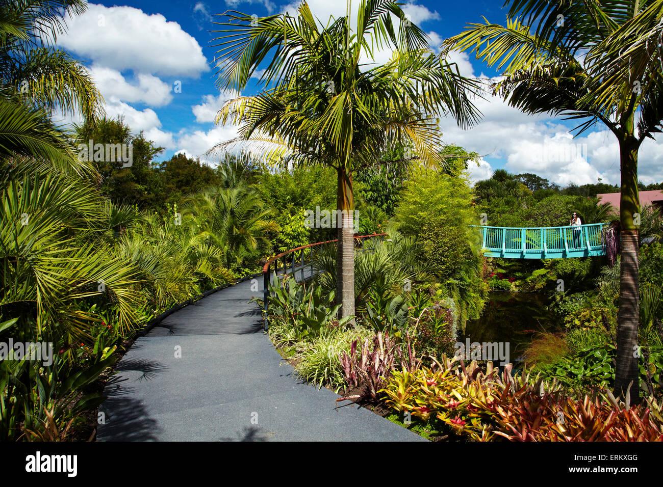 Hamilton Gardens Festival New Zealand Garden Ftempo