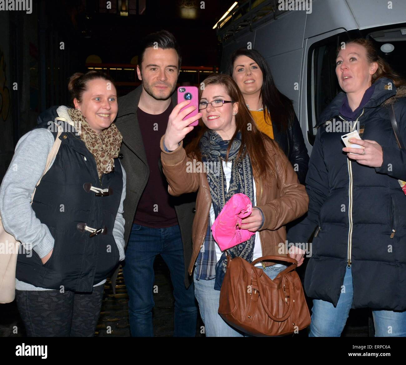 Shane filan arrives at the olympia theatre early ahead of his shane filan arrives at the olympia theatre early ahead of his concert for a meet and greet with fans who paid 180 euro to have their photo with the former kristyandbryce Image collections
