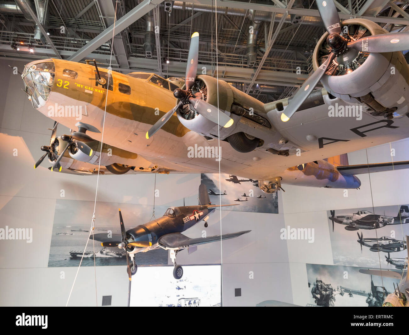 Louisiana New Orleans The National WWII Museum German Rifle And - German museums in usa