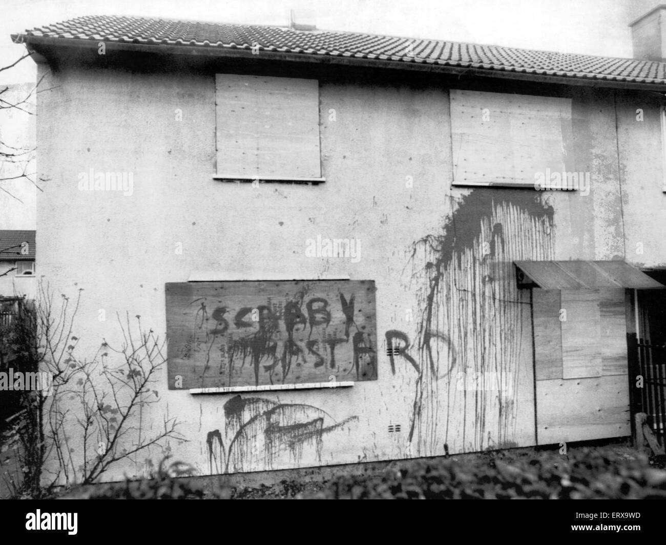 boarded black and white stock photos u0026 images alamy