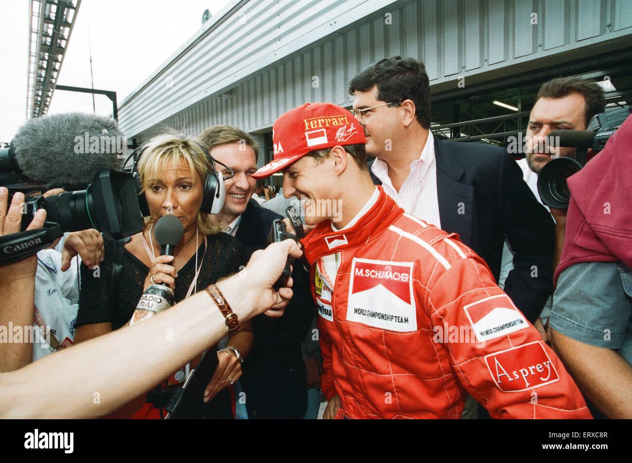 Michael Schumacher Born