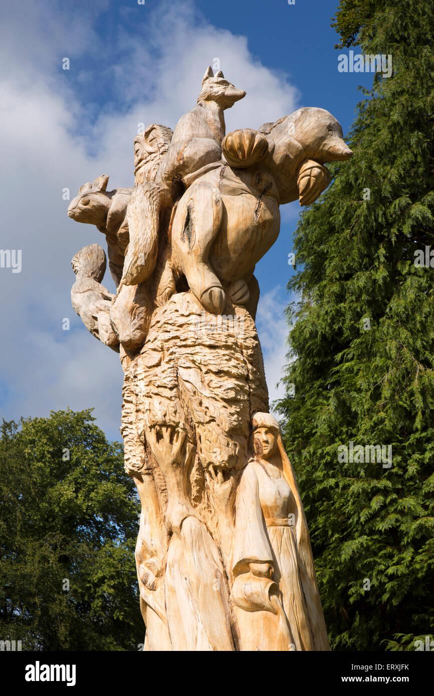 Uk england derbyshire buxton pavilion gardens