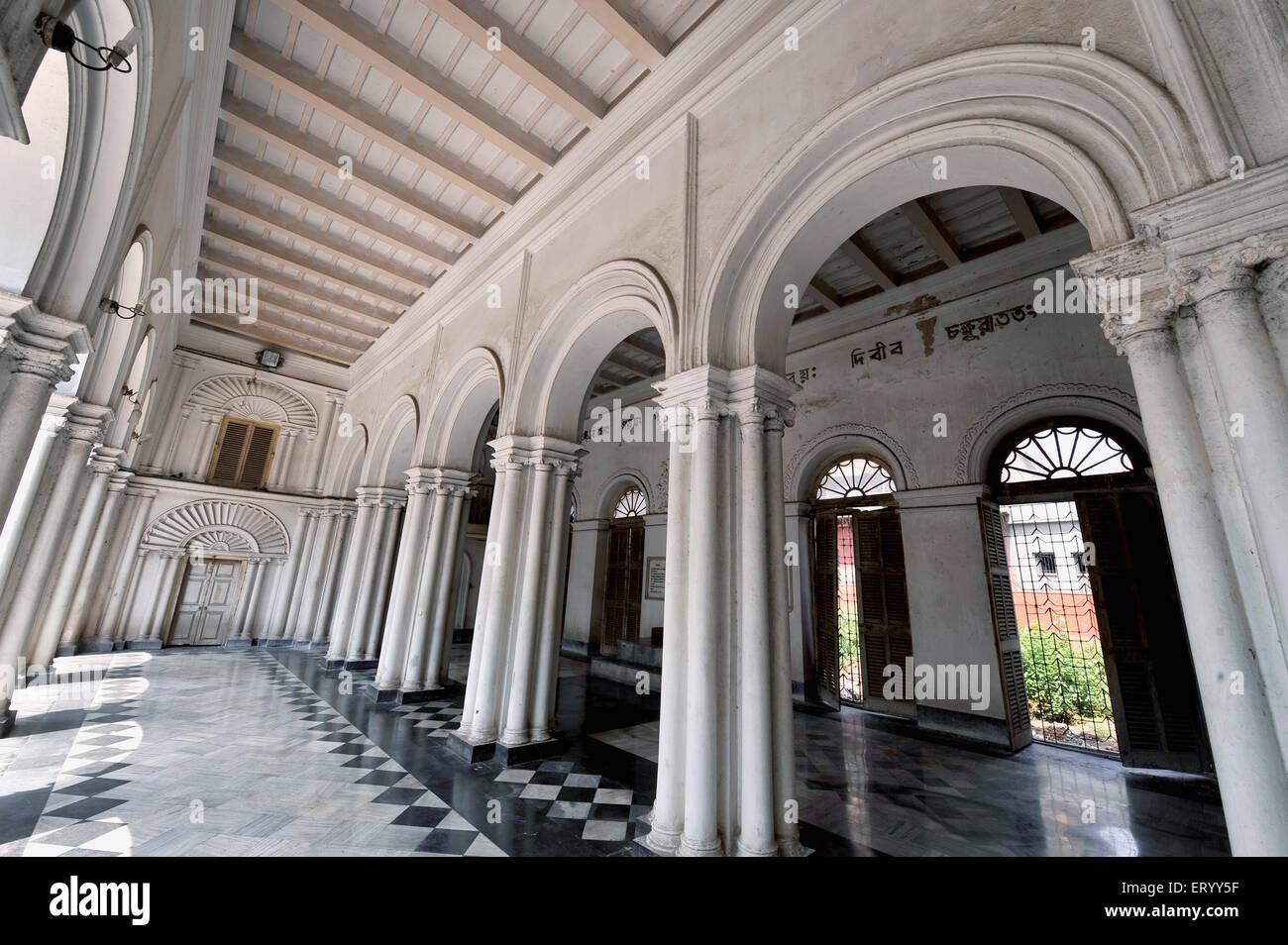 Jorasanko Thakur Bari Prayer Hall Of Poet Rabindranath
