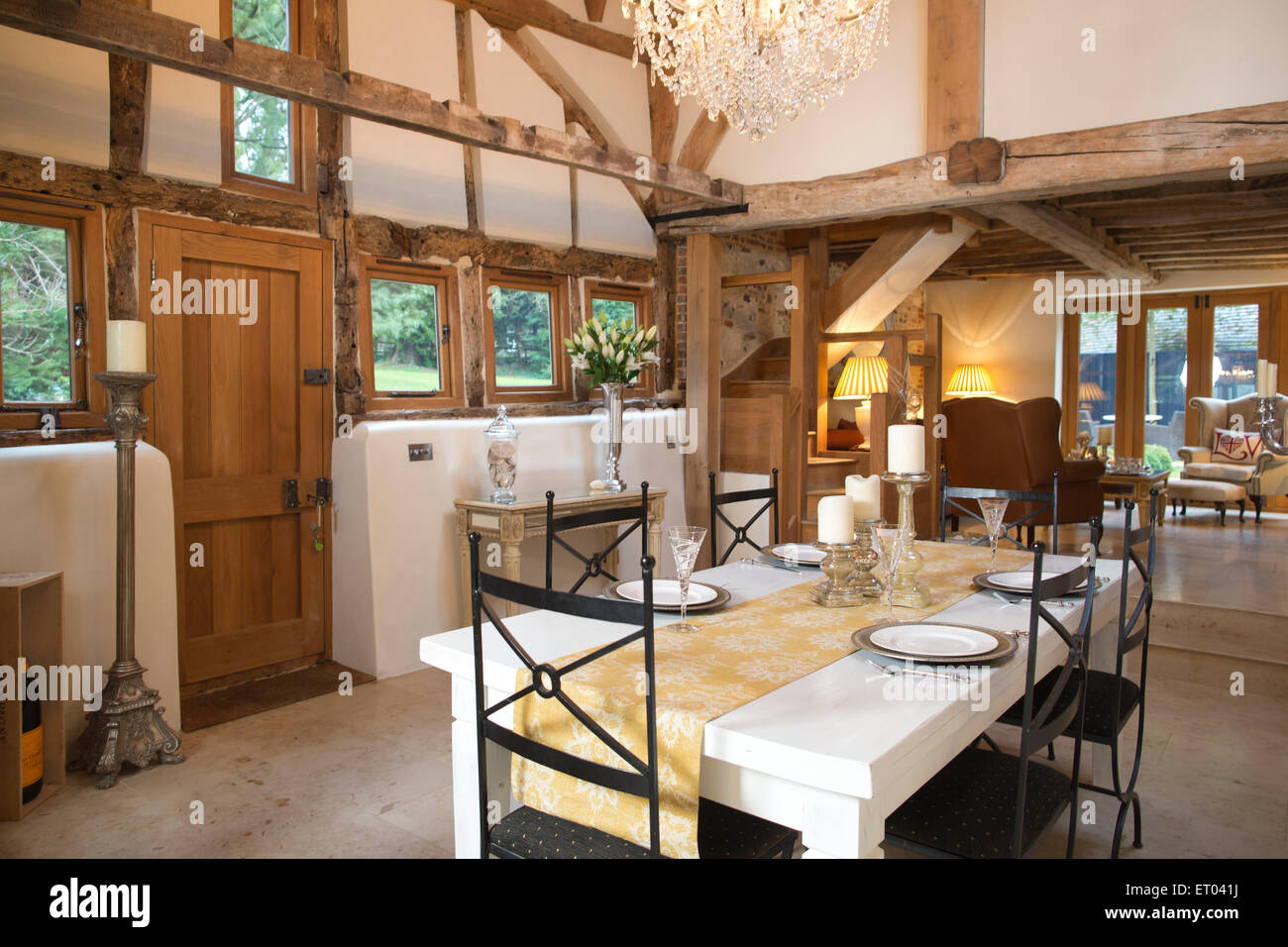 Barn Conversion barn conversion uk stock photos & barn conversion uk stock images