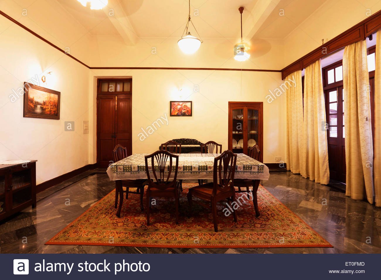 Bombarci Stock Photos  Bombarci Stock Images Alamy - Dining room manager