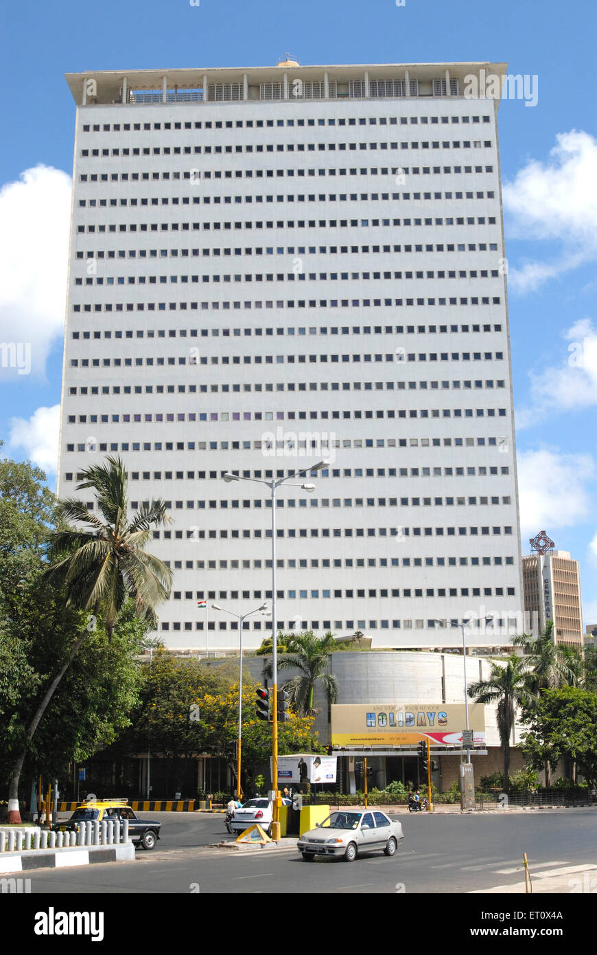 Commercial building design commercial building subhash - Air India Building At Nariman Point Netaji Subhashchandra Bose Road Churchgate Bombay Mumbai
