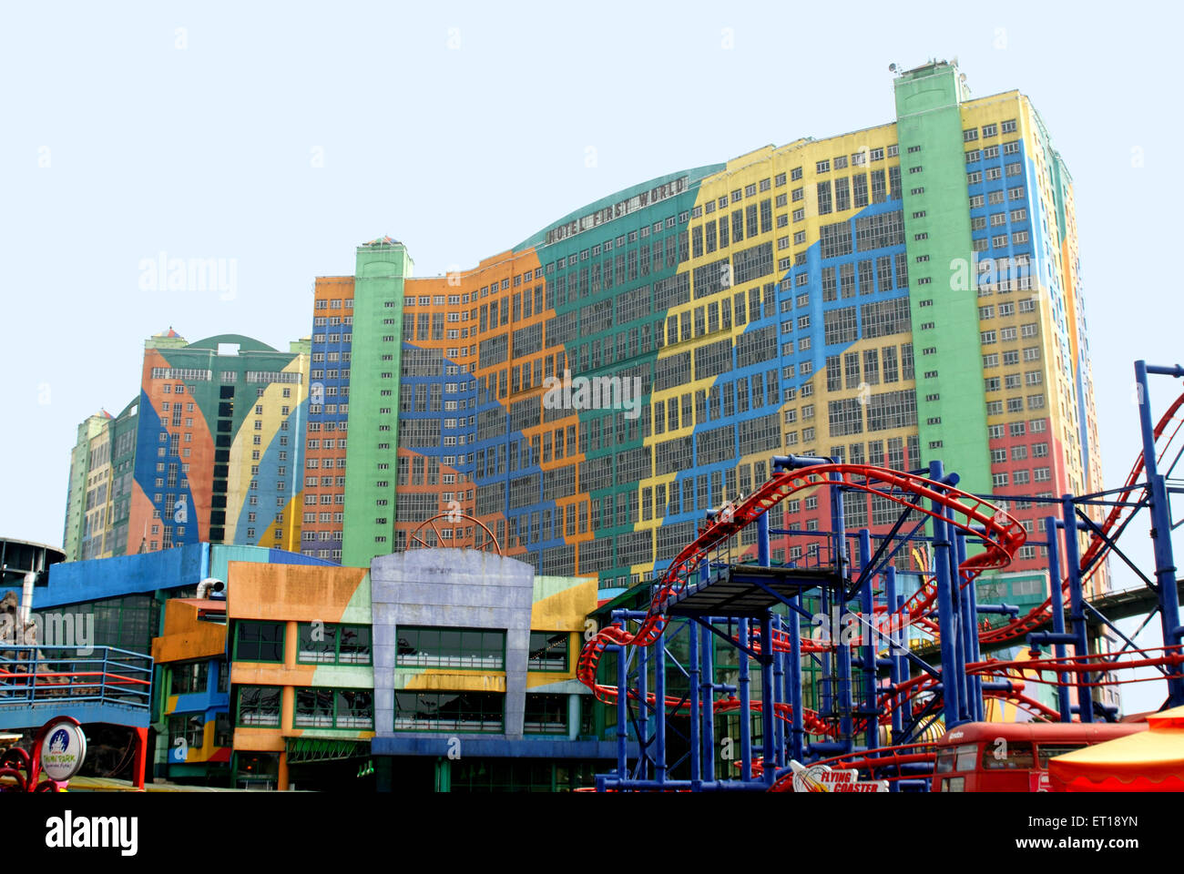 how to get to genting highlands from kuala lumpur