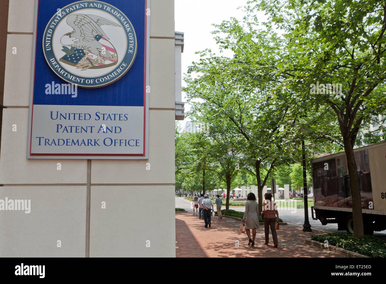 Captivating US Patent And Trademark Office   Alexandria, Virginia USA