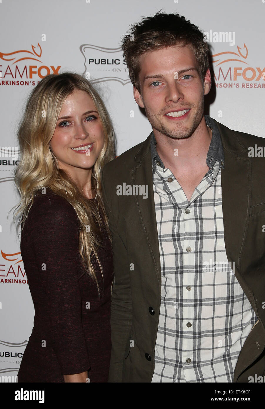 Hunter Parrish Dating Ideal raising the bar to end parkinson's featuring: hunter parrish stock