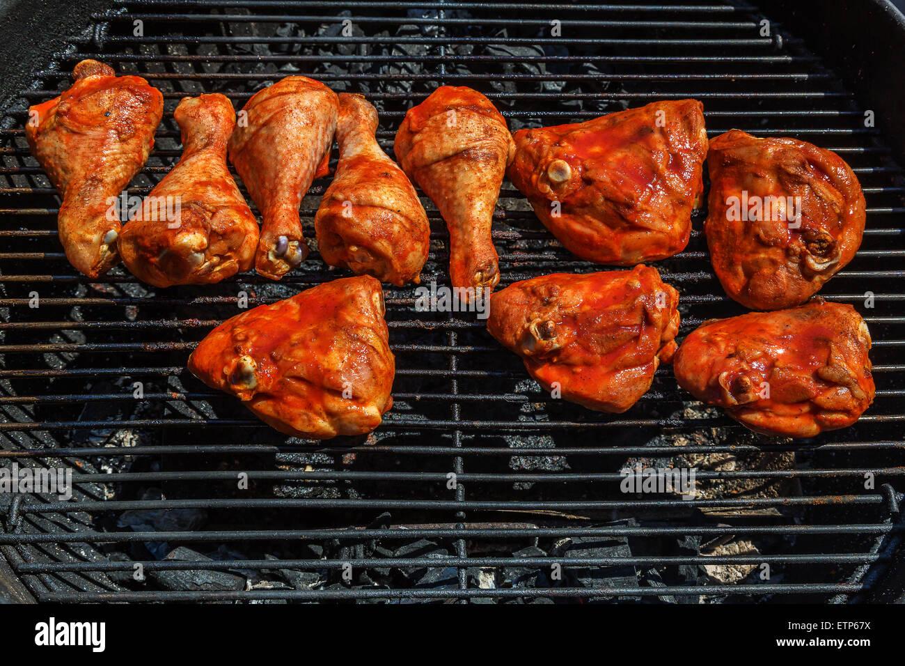 Collection Smoking Chicken Legs Pictures - Asianfashion