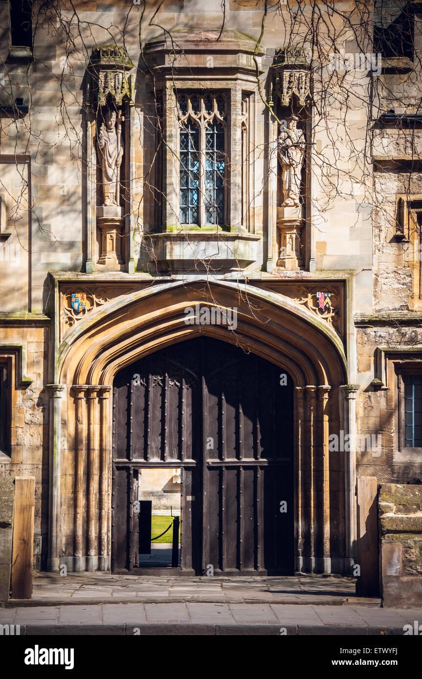 Stock Photo - Vintage doors and gates of Oxford Balliol College United Kingdom & Vintage doors and gates of Oxford Balliol College United Kingdom ... Pezcame.Com