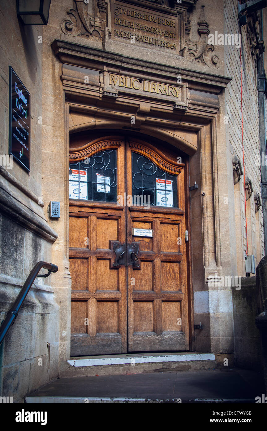 Vintage doors and gates of Oxford Oxford Town Hall Oxford Museum United Kingdom & Vintage doors and gates of Oxford Oxford Town Hall Oxford Museum ...