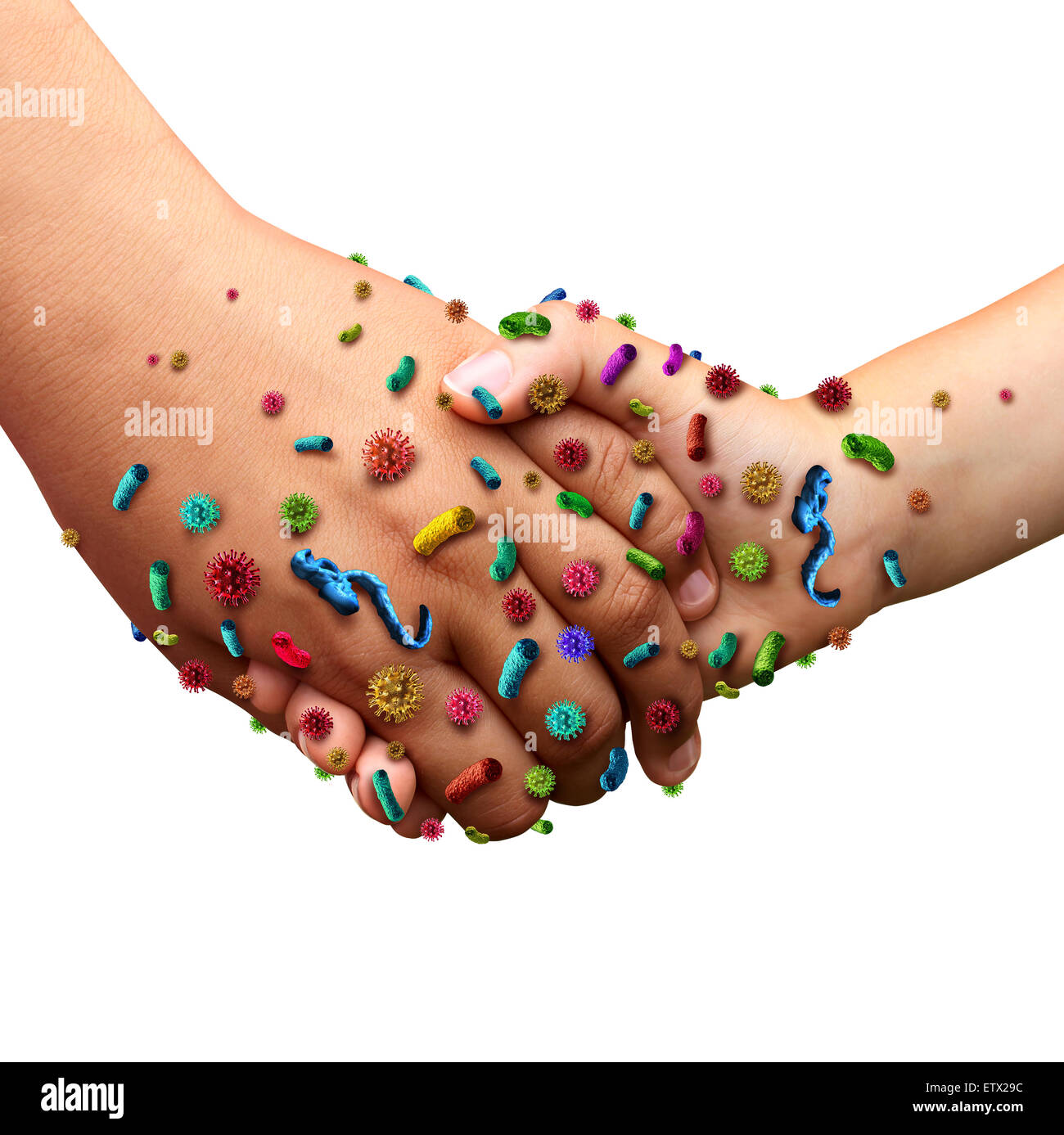 the causes and spread of infections Unit ic02 cause and spread of infection outcome 1 1identify the differences between bacteria, viruses, fungi, parasites bacteria – bacteria are extremely small singular organisms which are found almost everywhere.