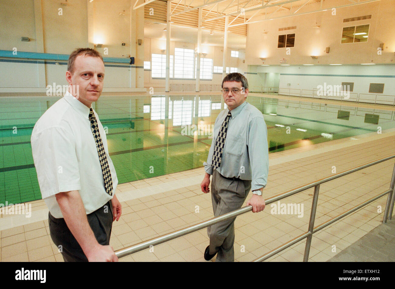 Berwick Hills New 25 Metre Pool At The Neptune Centre Middlesbrough Stock Photo 84177326 Alamy