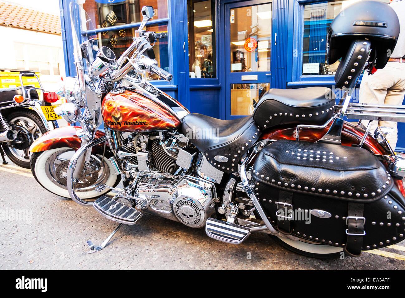 harley davidson bike motorbike custom made east rider. Black Bedroom Furniture Sets. Home Design Ideas