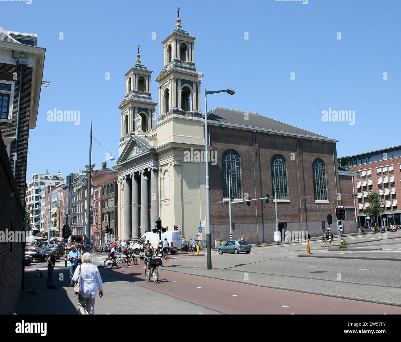 Moses and Aaron Church (Mozes en Aäronkerk) at ...