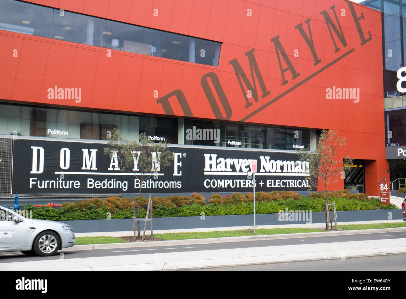 Domayne And Harvey Norman Household Furniture Stores In  Mascot,Sydney,Australia