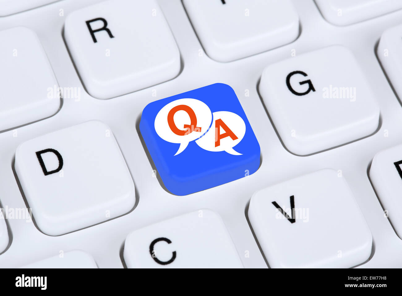 question and answer support online help contact customer service question and answer support online help contact customer service on the internet on computer keyboard