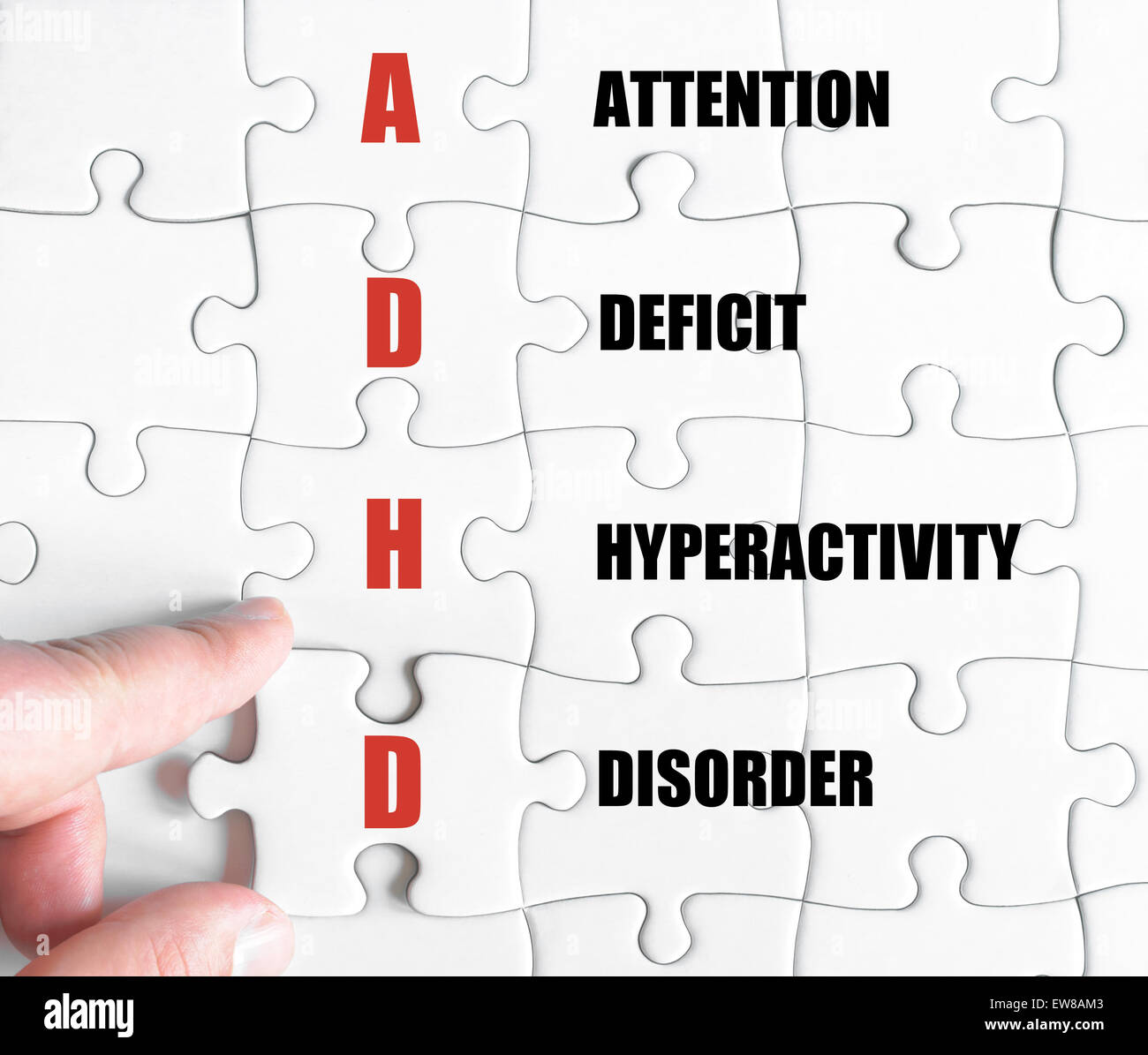 Adhd Acronym Blog About Body And Health