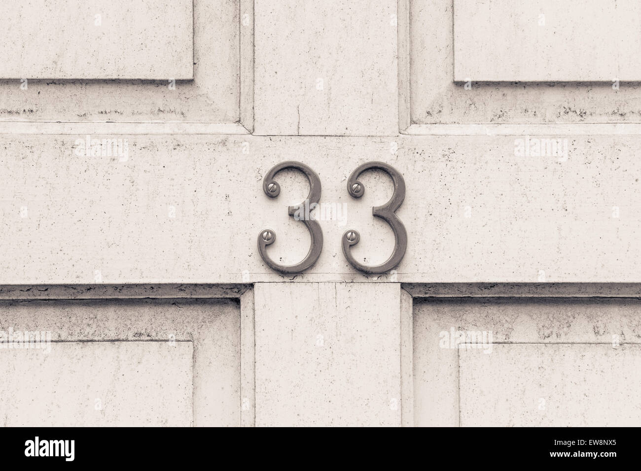 Number 33 free picture of the number thirty three - Door Number 33 Thirty Three Conceptual Image Closeup