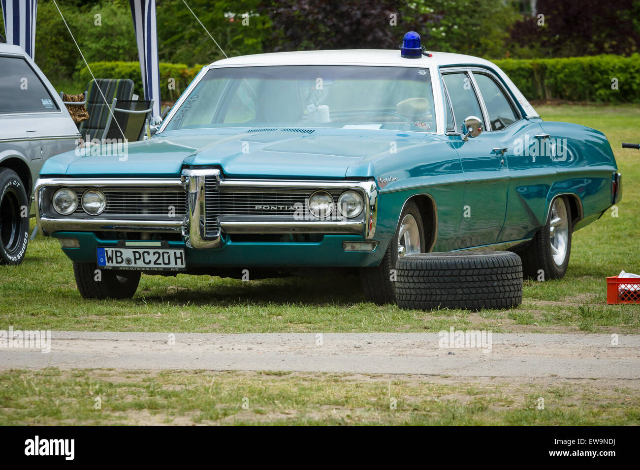 paaren im glien germany may 23 2015 full size car pontiac stock photo royalty free image. Black Bedroom Furniture Sets. Home Design Ideas