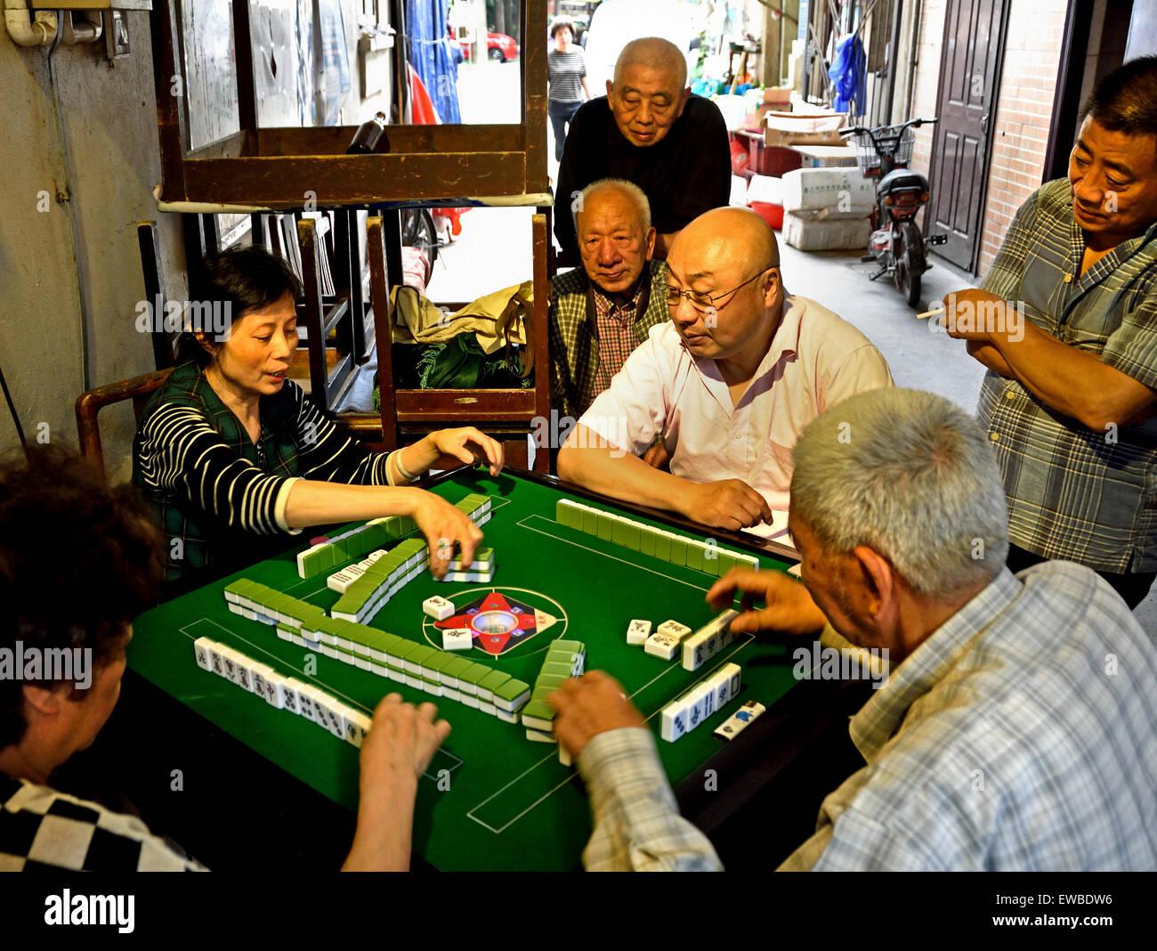 Shanghai gambling articles on casinos