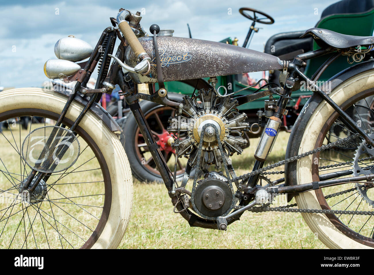 how to build motorcycle-engined cars