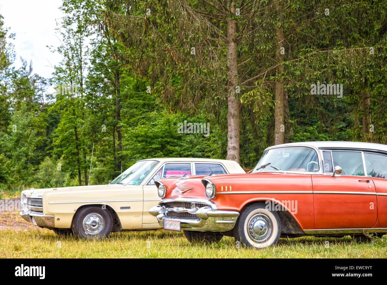 US Classic Cars Stock Photo, Royalty Free Image: 84479132 - Alamy