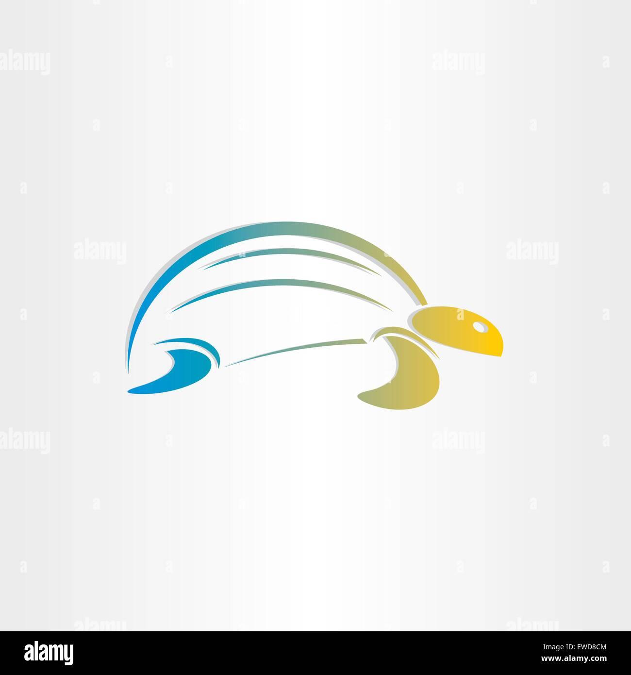 Color turtle stylized symbol design stock vector art color turtle stylized symbol design biocorpaavc