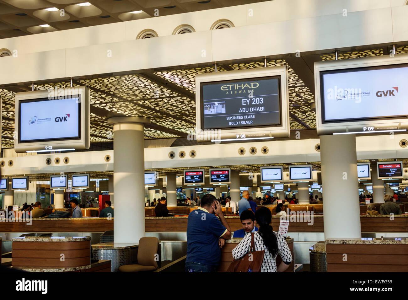 Mumbai airport forex counters