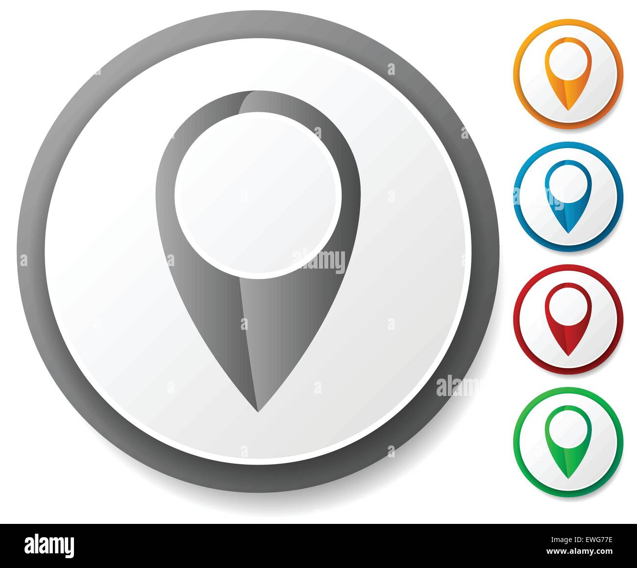Map Marker Map Pin Icon Set Location Destination Travel – Travel Marker Map