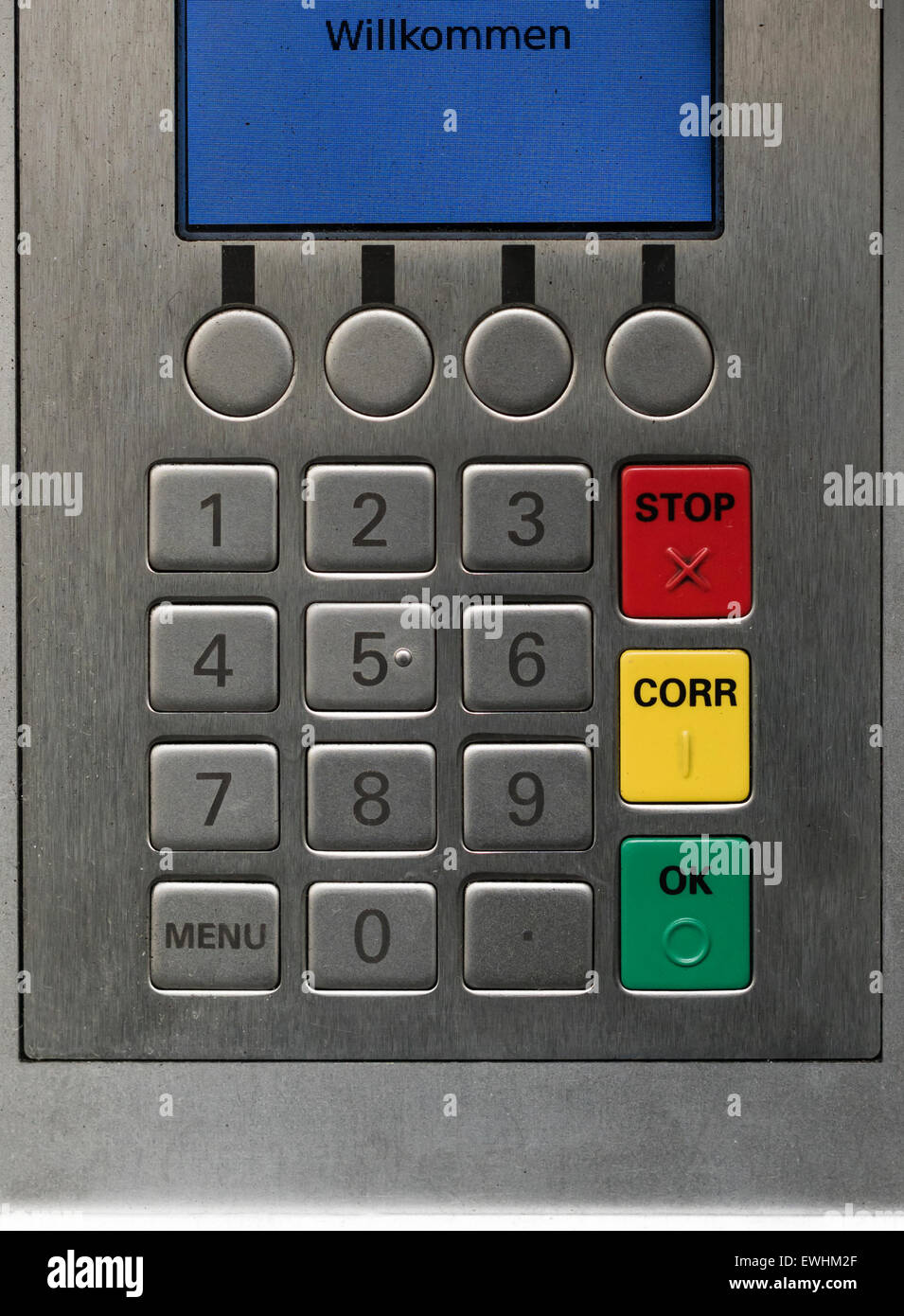vending machine troubleshooting