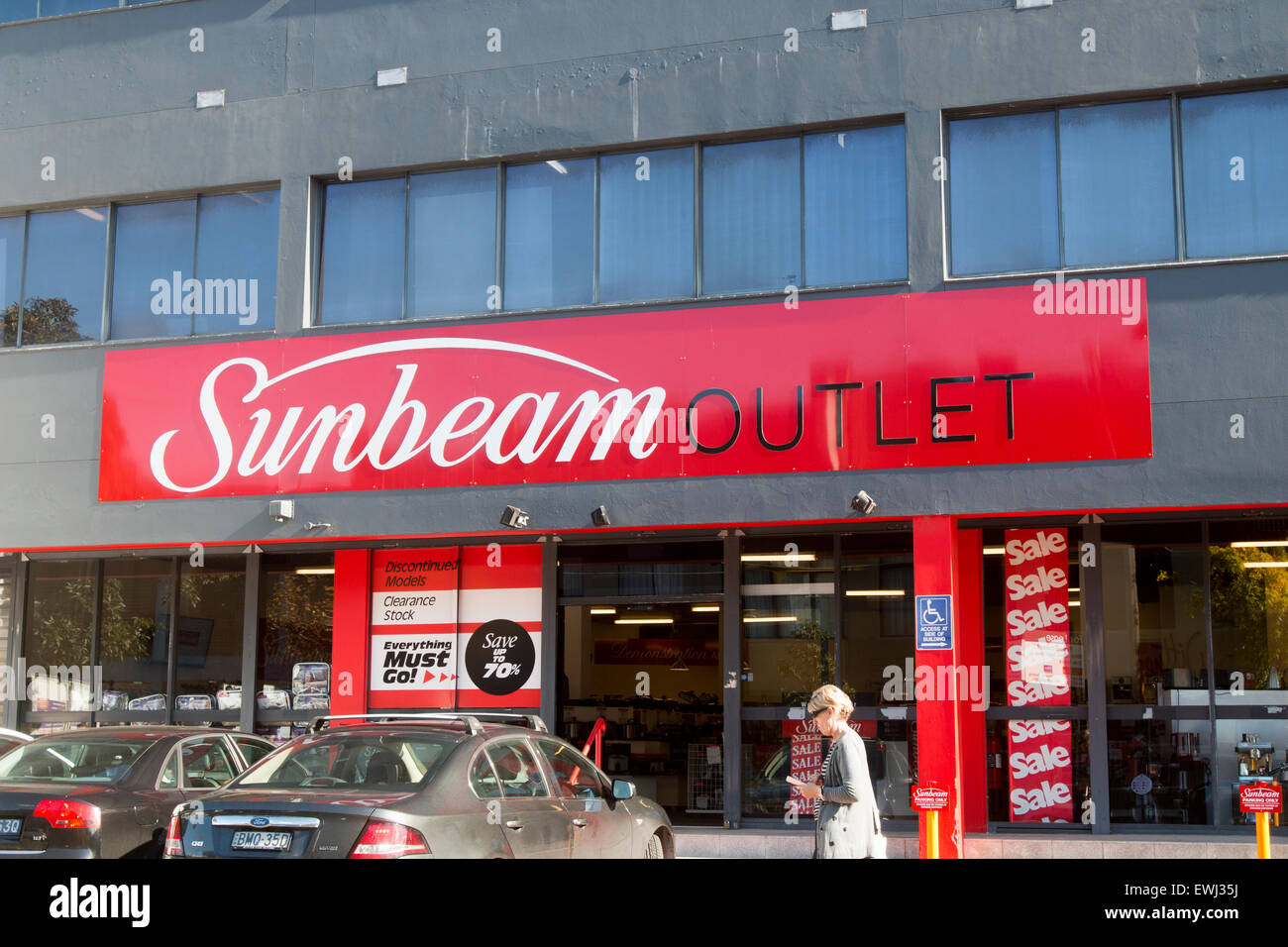 australia outlet stores