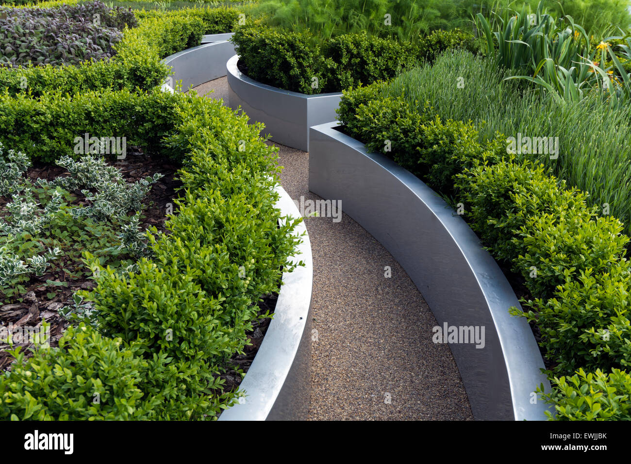 Raised Flower Beds Stock Photos & Raised Flower Beds Stock Images ...