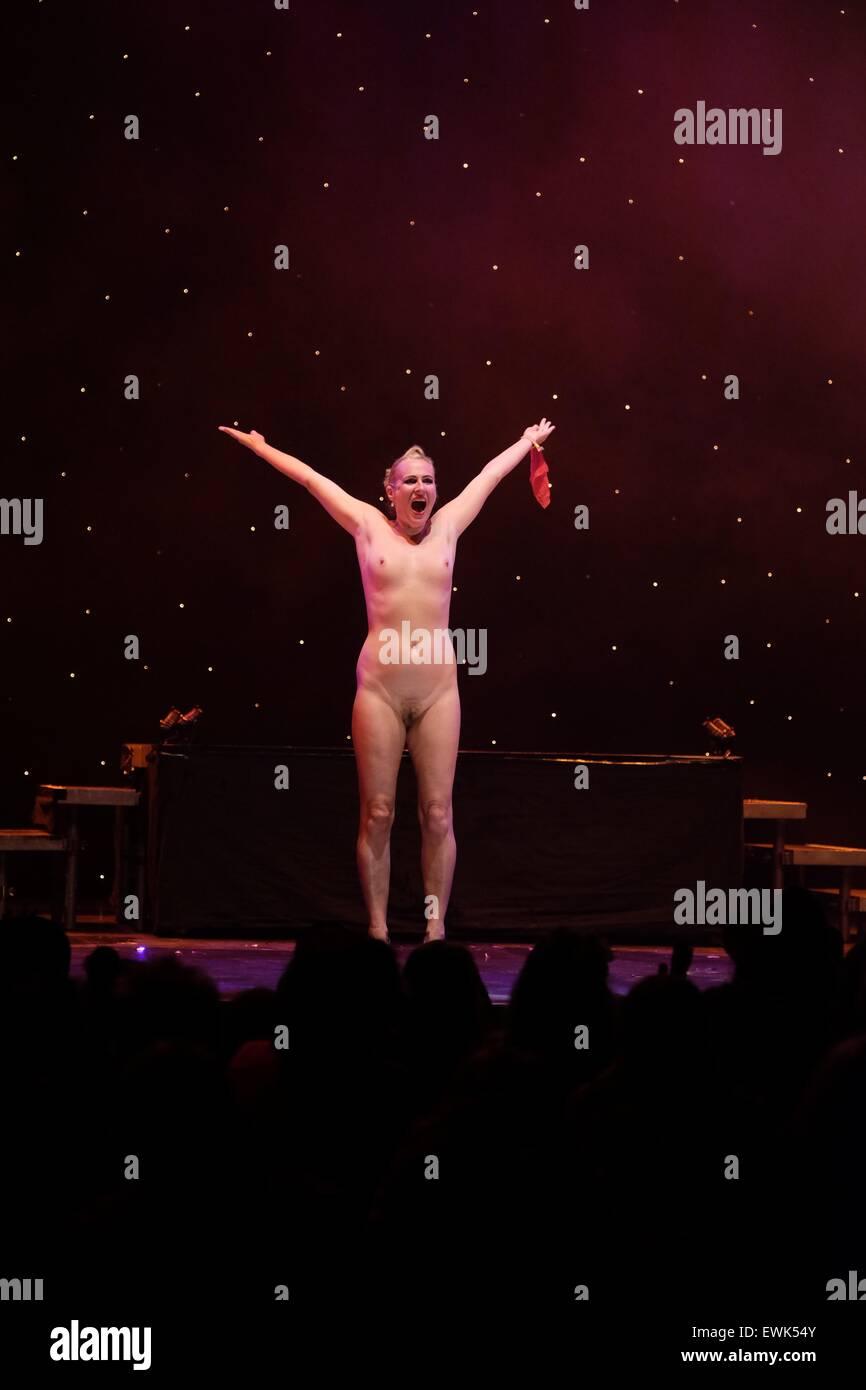 Magician martinez stripper ursula