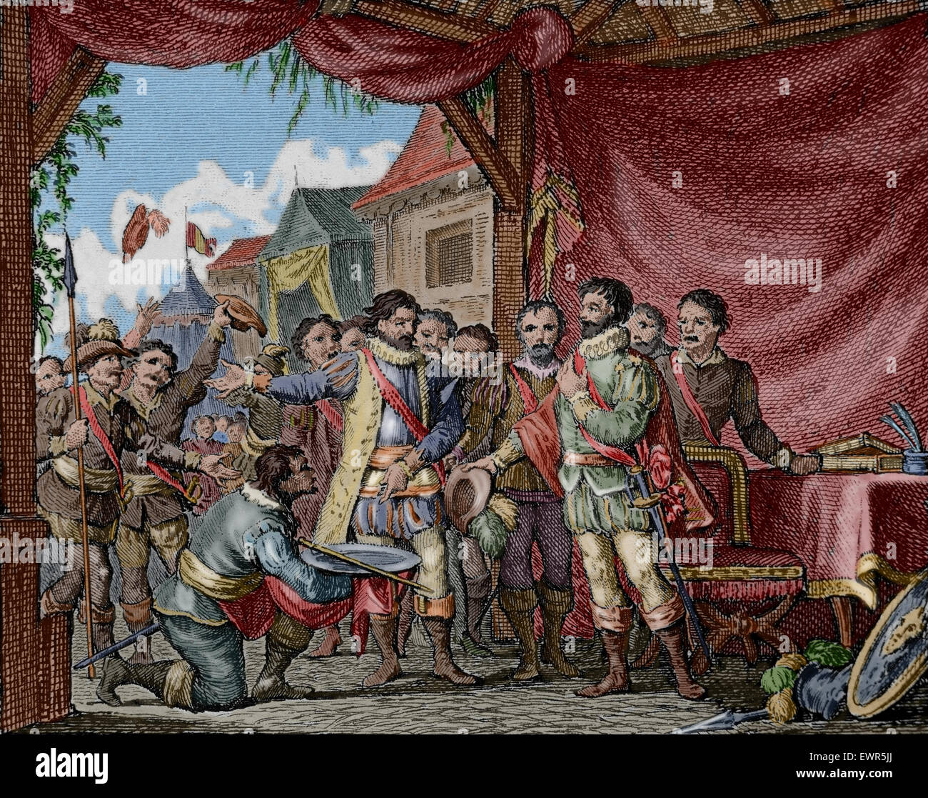 conquest of new spain a The true history of the conquest of new spain is an incredible story, by bernal diaz del castillo, of how a tiny band of bold spanish adventurers, led by the cunning and most ruthless commander, hernando cortez, toppled an empire of millions of people.