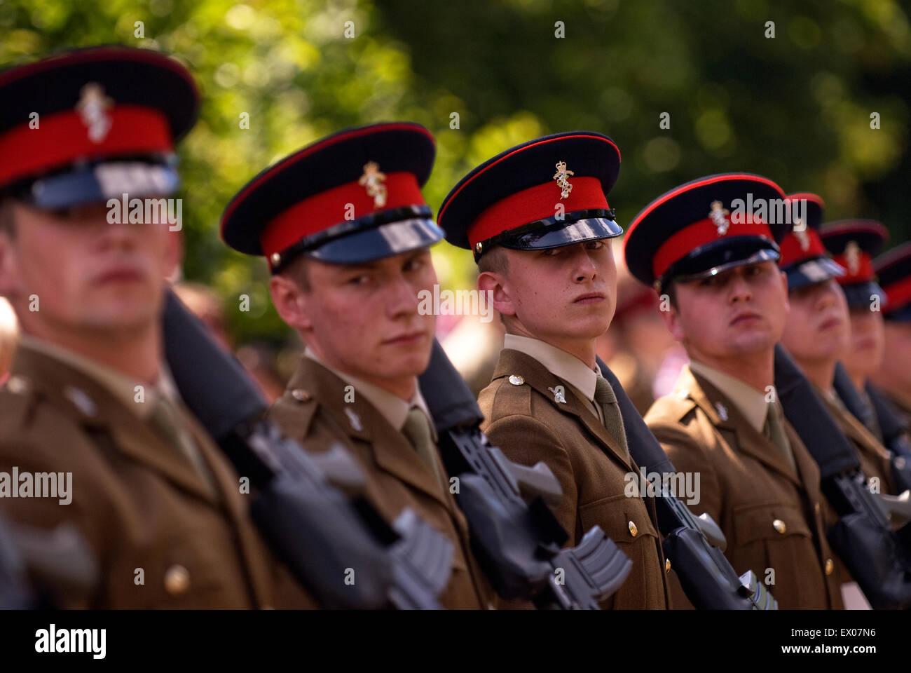 Bordon Hampshire Armee