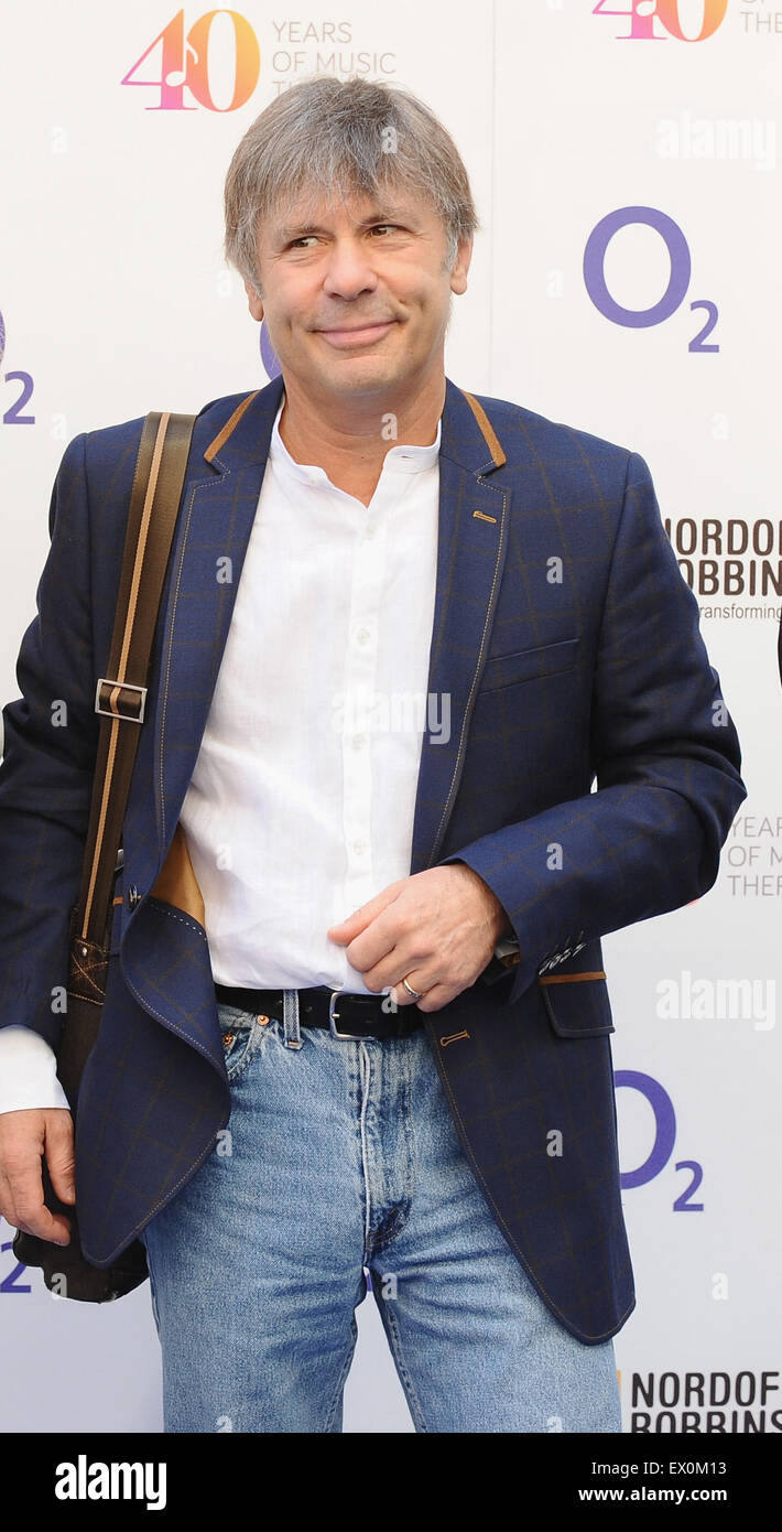3rd july 2015 bruce dickinson attends the nordoff robbins o2 silver clef awards 2015 at grosvenor house hotel credit ferdaus shamimzuma wirealamy live - Silver Hotel 2015