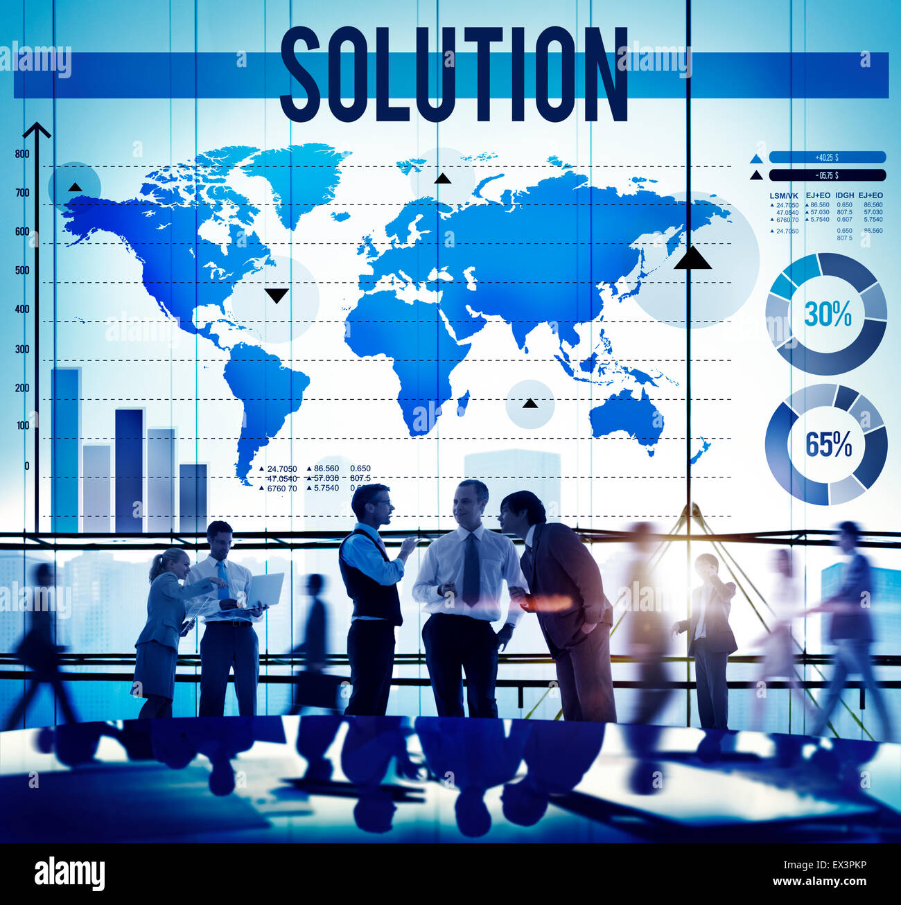 solution problem solving decision answers concept stock photo solution problem solving decision answers concept