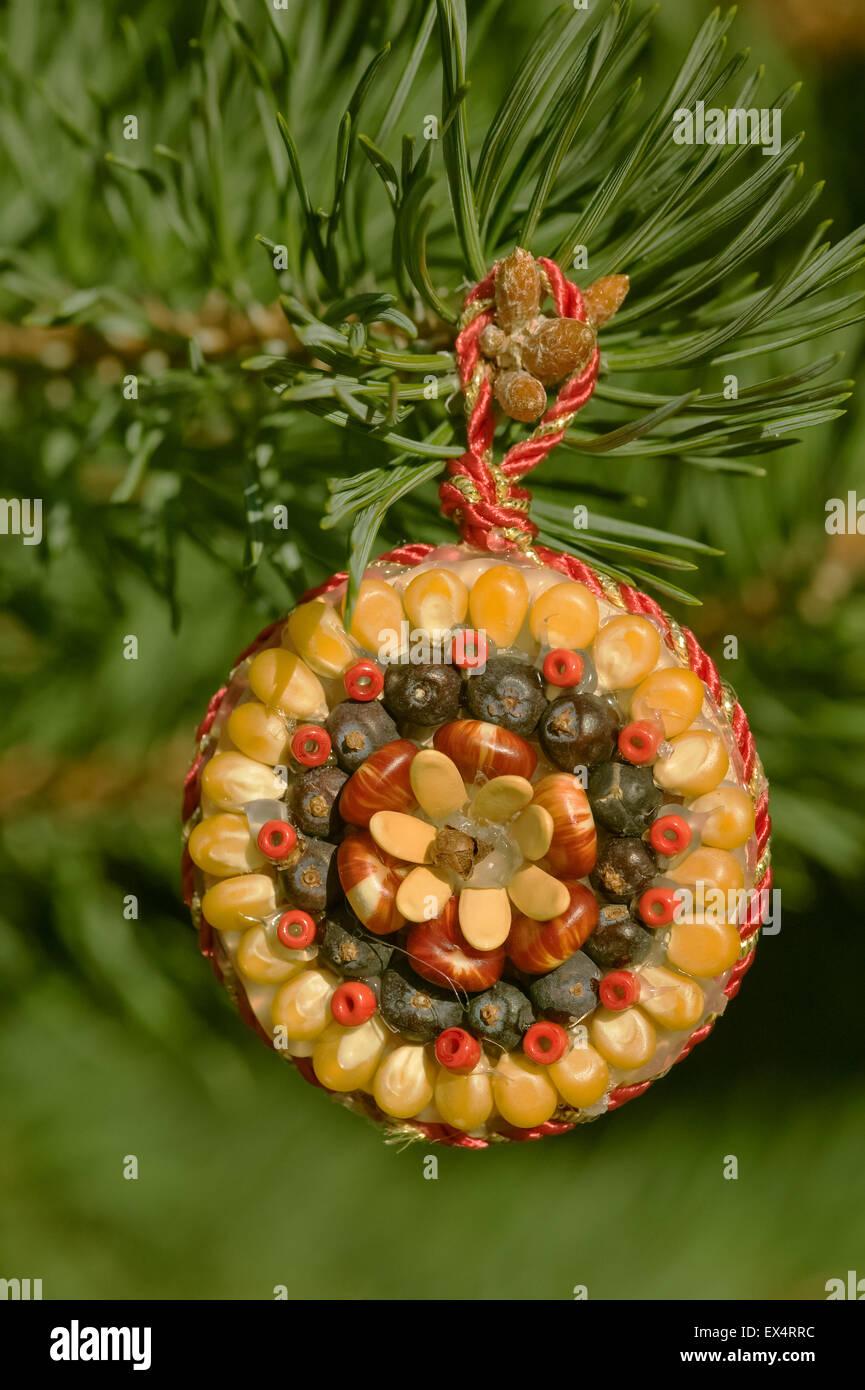 German Wooden Christmas Tree