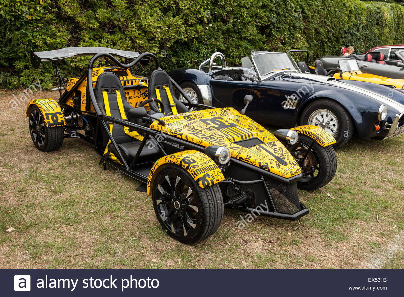 Mev Kit Car Stock Photo Royalty Free Image 84934679 Alamy
